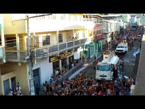 Bloco dos QUEBRADE!ROS - Carnaval Alvinópolis 2012