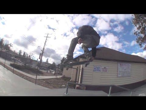 Nicholas Wardlaw - Big Bear Skate Park Part
