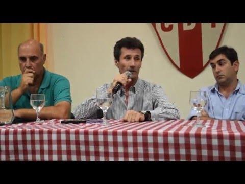 LANZAMIENTO DE LA 2º edición de la fiesta regional de la pizza TACURAL