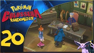 """BE SURE TO WATCH IN THE BEST QUALITY, & LEAVE A LIKE FOR SUPPORT!!Here is Episode 20 of Pokemon Colosseum RANDOMIZER! In this episode, I try to figure out where to go after a decent break! After, I chat with some degenerates and get an Elevator Key to """"The Under"""". I hope you all enjoy the video and see you guys later!----------------------------------------------------------------------------------------------Follow me on Twitter: https://twitter.com/BiddyTweetzWatch me on Twitch: https://www.twitch.tv/biddyplaysLike me on Facebook: https://www.facebook.com/YoBiddyLPs-204873946194127/Stalk me on Instagram: https://www.instagram.com/biddypicz/Join me on Discord: https://discord.gg/veVQgKR"""