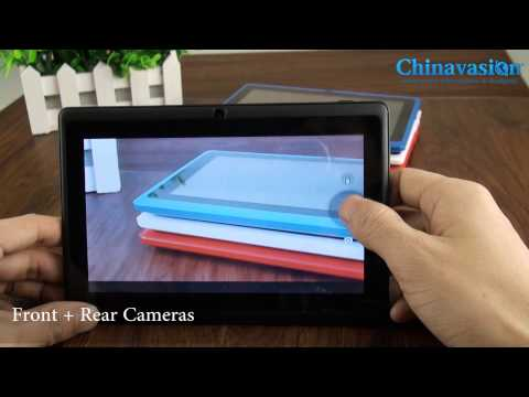 Review E Ceros Create 2 Android 4 4 Tablet PC  - Quad Core A33 Chipset, Mali400 GPU, 7