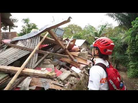 インドネシア・ロンボク島地震緊急支援 (2018年8月~2019年12月)