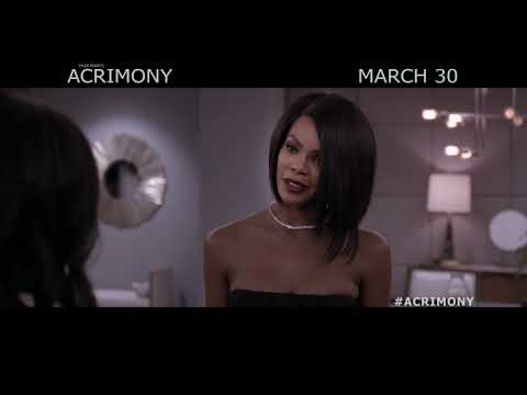 Tyler Perry's Acrimony - Love - Now Playing