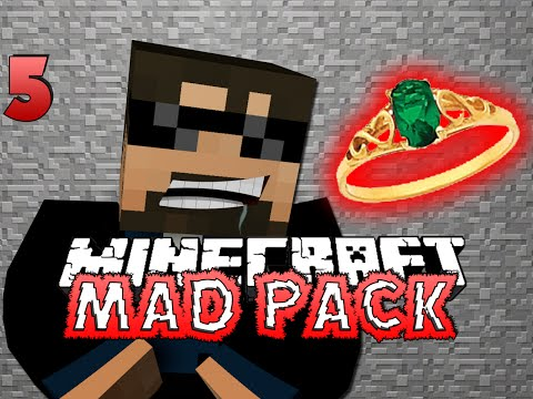 Minecraft Mad Pack 5 – EXPLOITS ARE REAL!!