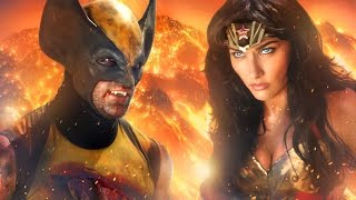 VIDEO: WONDER WOMAN vs WOLVERINE – ALTERNATE ENDING