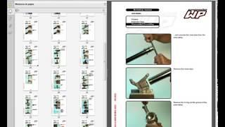 10. KTM 950 Adventure & 990 Super Duke - Multilanguage Repair Manual