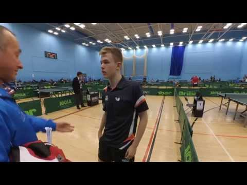 2015 Bristol Grand Prix David McBeath vs. Tom Jarvis Game 1 [Xiaomi Yi]