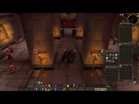 mop looting - Running a prot warrior through old Stratholme in the MoP Beta to check the viability of farming old content with AoE looting. Went with Double Time, Impendin...