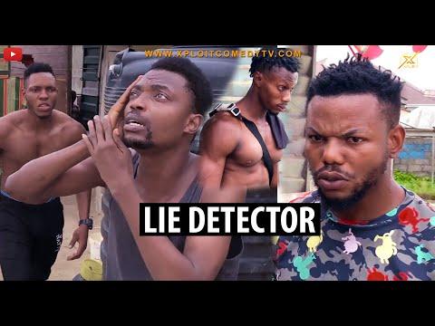(ADVENTURES OF AKPAMU) LIE DETECTOR - EPISODE 5 (XPLOIT COMEDY)