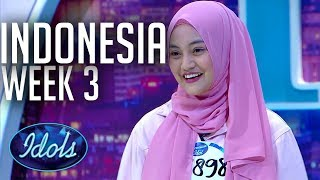 Indonesian Idol Auditions | WEEK 3 | Idols Global