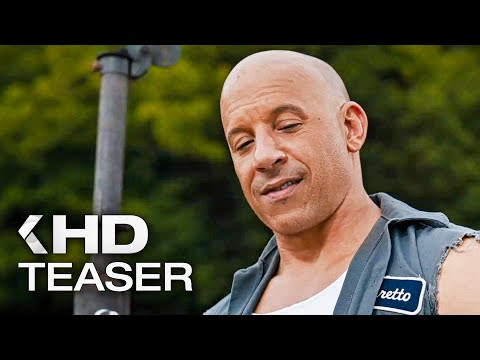FAST AND FURIOUS 9 Teaser Trailer (2021)