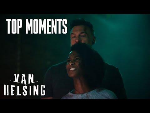 VAN HELSING | Julius And Violet Fight Each Other | Season 4 Episode 10 | SYFY