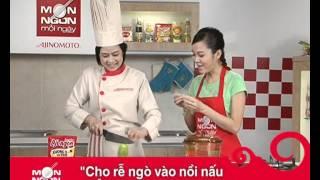 Món Ngon Mỗi Ngày - Canh bí đao nấu sườn non