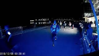 Video 2018 Sarasota Christmas Glow Run 5k Finish Video MP3, 3GP, MP4, WEBM, AVI, FLV Desember 2018