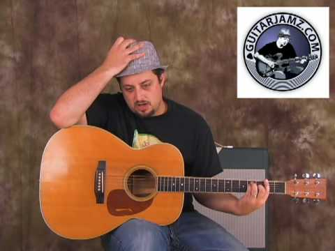Live – Lightning Crashes – How to Play Acoustic Guitar Songs – Easy Tutorial