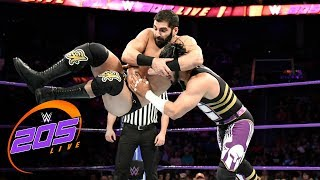 Nonton Mustafa Ali vs. Ariya Daivari: WWE 205 Live, Nov. 14, 2017 Film Subtitle Indonesia Streaming Movie Download