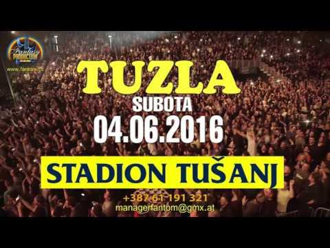 BIJELO DUGME   Tuzla 2016