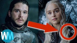 Video Top 3 Things You Missed in Season 7 Episode 3 of Game of Thrones - Watch the Thrones MP3, 3GP, MP4, WEBM, AVI, FLV Oktober 2017