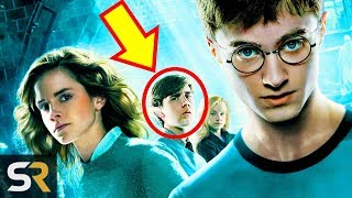 10 Messed Up Origins of Harry Potter Characters