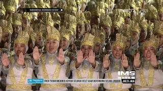 Download Video Penampilan Ribuan Penari Berhasi Memukau Penonton Opening Ceremony Asian Games 2018 MP3 3GP MP4