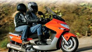 10. kymco exciting 250 top speed