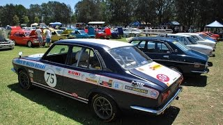 Small Cars On The Green 2014