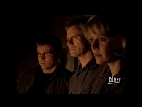 Stargate SG1 - Communion With A Symbiote (Season 4 Ep. 4)