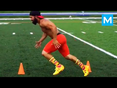 Fastest Feet In The World With Luis Badillo Jr | Muscle Madness