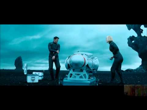 Star Trek Into Darkness - Opening of Torpedo & Scotty's Discovery