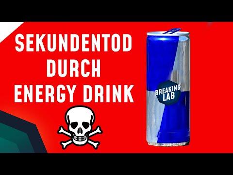 Energy Drinks erst ab 16! Wie gefährlich sind sie? Wissenschaftlich geprüft