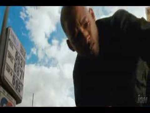 I Am Legend Trailer With My Music