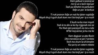 Sokol Gjakova - Kush Na Ka Mar Msysh-(Tekst)