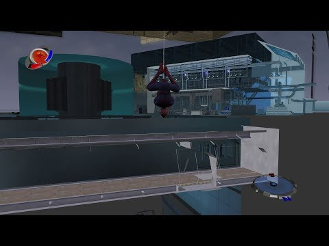 Spider-Man 3 - Out Of Bounds 101: Scorpion Unleased (Scorpion 1 mission)