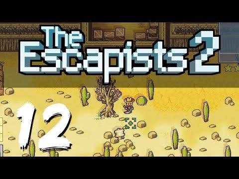The Escapists 2 - Одна Кирка и Очень Быстрые Ноги! - Часть #12