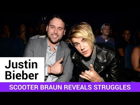 Scooter Braun Reveals Truth About Justin Bieber