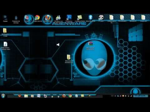 descargar e instalar el reproductor de alienware para windows 7