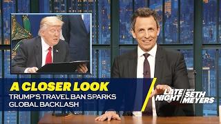 Trump's Travel Ban Sparks Global Backlash: A Closer Look