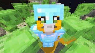 Minecraft - Space Den - Slimey Babies! (48)