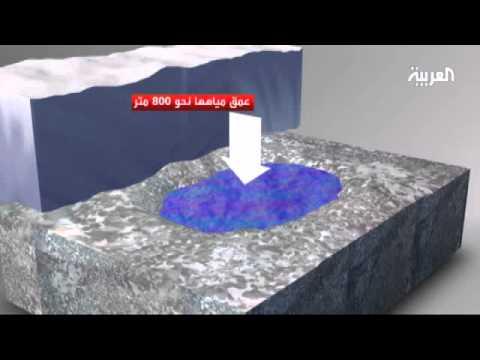 روسيا تصل لبحيرة موغلة في القدم في القارة القطبية الجنوبية - فيديو