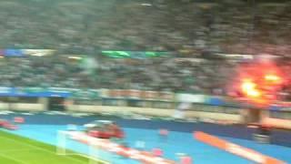 Steffen Hofmanns Treffer gegen den FC Liverpool