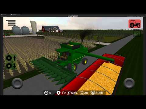 Video of Farming USA