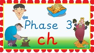 Looking for fun printable activities? http://www.epicphonics.com A phonics video to teach children about the ch sound. Children ...