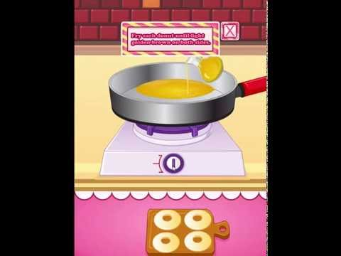 Cooking Game Best Homemade Donuts