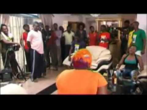 Naijaura.com OMO GETTO 2 Film By Funke Akindele Nigerian Movie 2011