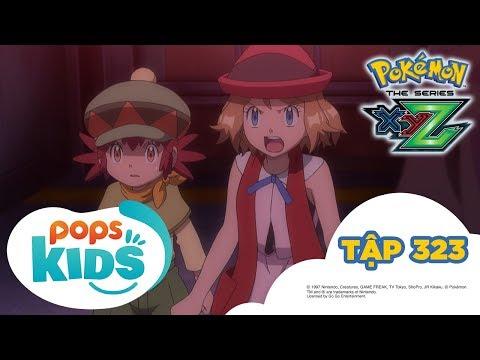Pokémon Tập 323 - Cự thạch tấn công! Tuyến phòng ngự Kalos - Hoạt Hình Pokémon Tiếng Việt S19 XYZ - Thời lượng: 21:33.