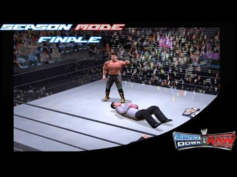 WrestleMania | WWE Smackdown! vs Raw Season Mode Finale