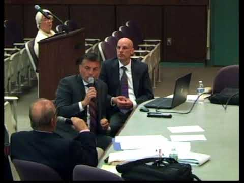 Franklin Township NJ (Somerset County) July 19, 2018 Board of Adjustment Meeting