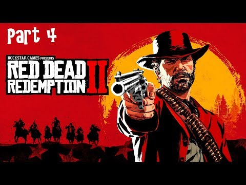 Red Dead Redemption 2 - Gameplay Walkthrough Part 4 - Legendary Grizzly Bear Round 2