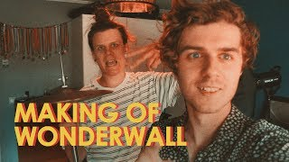 Making of a cover: Wonderwall