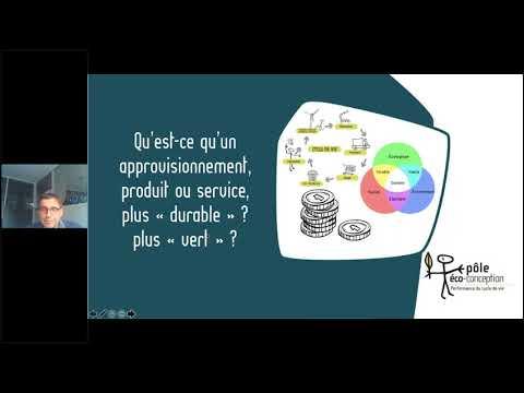 Journée QSE : Les achats durables, une étape clé pour améliorer sa performance environnementale